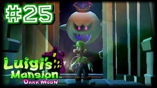 Luigi's Mansion Dark Moon - (1080p) Part 25 - E-2 Double Trouble