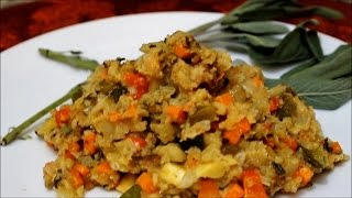 Healthy Vegetarian Stuffing Ultimate Side Dish