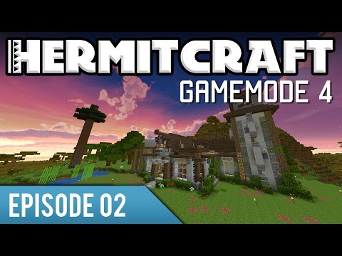 Hermitcraft Gamemode 4 | 02 | Town Hall |...