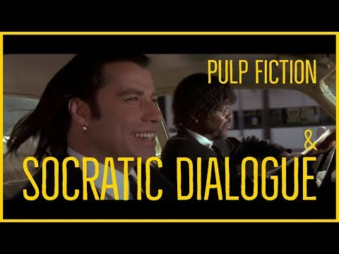 How to Use Socratic Dialogue | Pulp Fiction