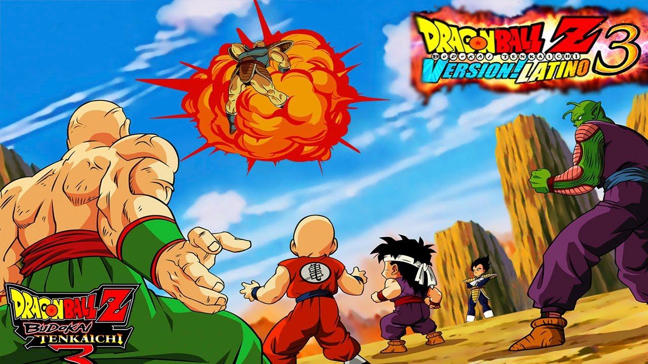 Dragon ball z budokai tenkaichi 3 version latino final for Portefeuille dragon ball z