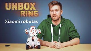 Xiaomi robotas beveik LEGO?   Xiaomi Mi Bunny Builder   Unbox Ring apžvalga