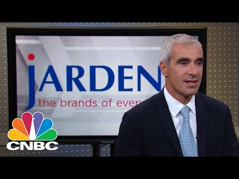 Jarden Corp CEO: Strategic Acquisitions | Mad Money | CNBC