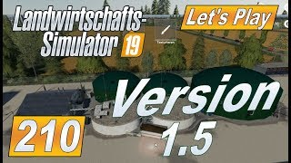 "[""Landwirtschafts-Simulator 19"", ""LS19"", ""Farming Simulator 2019"", ""LetsPlay"", ""Let's Play"", ""FS19"", ""Nordfriesische Marsch mod map"", ""mods"", ""#210""]"
