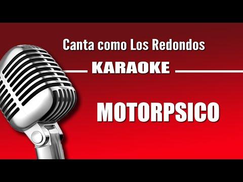 Los Redondos - Motorpsico - Karaoke