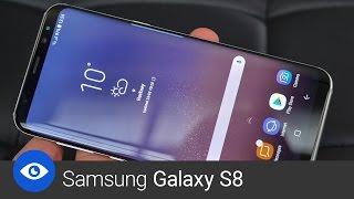 Samsung Galaxy S8 naživo: podrobné první dojmy