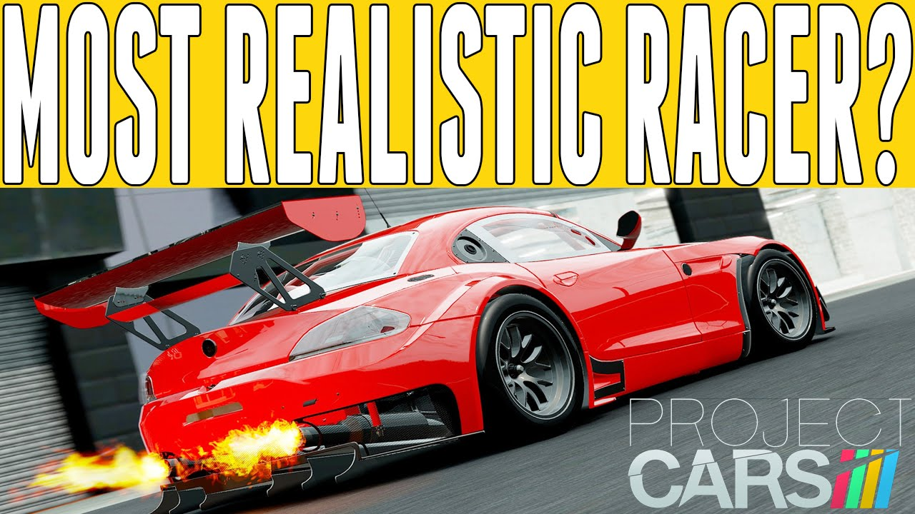 project cars most realistic racing simulator how realistic is project cars youtube. Black Bedroom Furniture Sets. Home Design Ideas