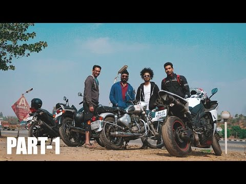 Mumbai To Charoti Ride | Yamaha R1 | Ft. Hotel Ahura [Part 1]