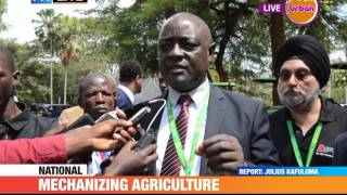 PMLIVE: MECHANIZING AGRICULTURE