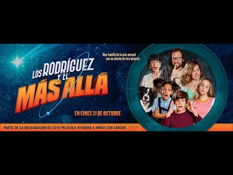 """Tráiler oficial de """"Los Rodríguez y el Más Allá"""". En cines: 31 de octubre"""
