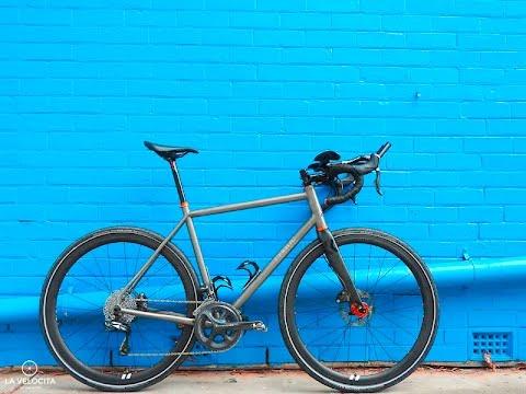 FINAL Indian Pacific Wheel Race Bikepacking build - Curve Belgie Spirit
