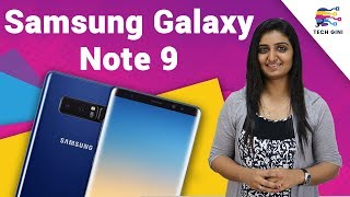 Galaxy Note 9 LEAKS, LATEST NEWS | Samsung Galaxy Note 9 Design, Specifications, Price, Launch Date