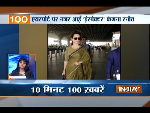 News 100 | 1st August, 2017 - India TV