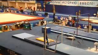 Angelina Melnikova Uneven Bars Teams - Cup of Russia 2015