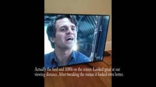 Sceptre 4K 55 inch UHD TV (U550CV-U) Unboxing and Overview
