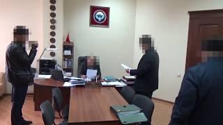 Взятка в 200 $тыс. Задержание главы управления Генпрокуратуры