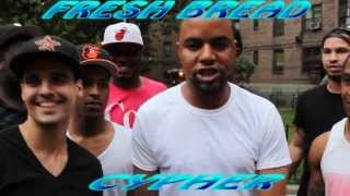 QUEENSBRIDGE FRESH BREAD CYPHER PT 3