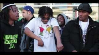 Bass In The Trunk - Dub Duskie ft. Spicie ENT (Canon T3i) 1080HD