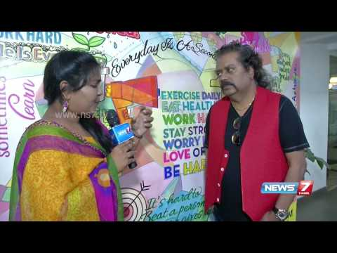 Singer Hariharan live concert in forum mall at Chennai | News7 Tamil