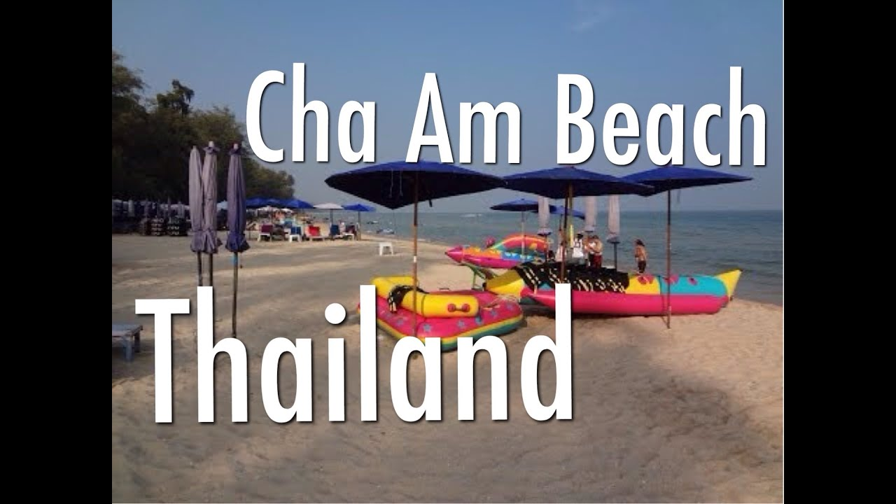 Cha Am Beach Thailand Thai Style