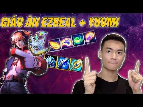 Quang Cuốn - LMHT | Duo Cùng Gái Xinh Với Giáo Án  Ezreal Với Yuumi
