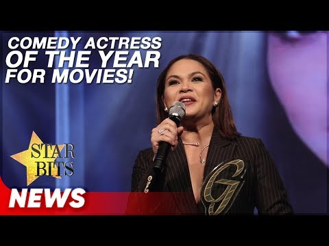 Comedy Actress of the Year for Movies - Judy Ann Santos/Angelica Panganiban - Star Bits - 동영상