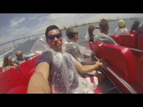 Father's Day San Diego Bay Jet Boat Criuse