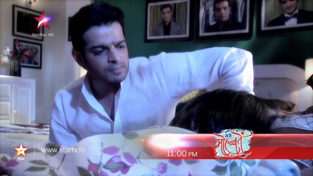 Download Yeh Hai Mohabattein Promo: Are Raman and Ishita falling in love?