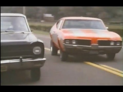 '65 Plymouth/ '69 Olds in Hot Rod, Movie