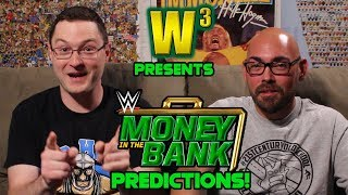 WWE Money in the Bank 2019 Predictions | Wrestling With Wregret
