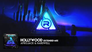 Hollywood - Afrojack & Hardwell [OFFICIAL AUDIO]