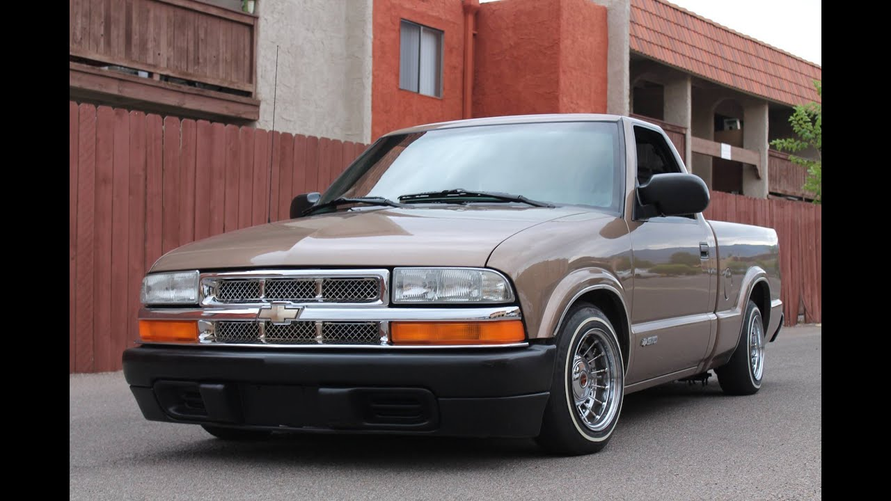 quick walk around of a 2003 chevy s10 youtube. Black Bedroom Furniture Sets. Home Design Ideas