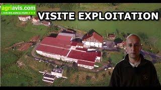 VISITE D'UNE EXPLOITATION AGRICOLE DE MONTAGNE