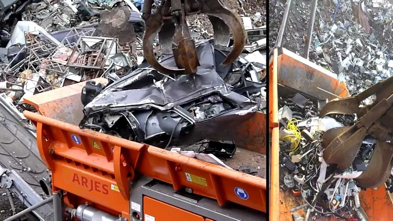 impact of recycling scrap metals Scrap metal recycling plants shears the scrap metals into strips • conveyor belt - transfers the trips of material to the vertical shredder • vertical shredder - high impact grinding of the shred for size reduction, separation.