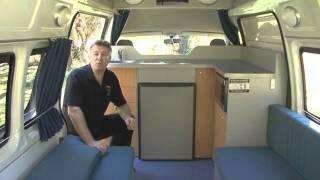 Britz Voyager 3-4 Berth Campervan / Motorhome | Campervan Hire Australia | Motorhome Hire