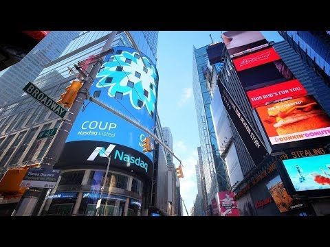 Shares of Software Company Coupa Surge Well Above IPO Price