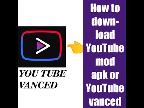 How to download YouTube mod apk | YouTube vanced | premium for free.