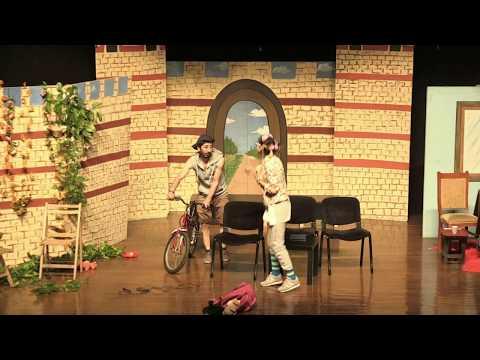 Gözlerimi Kaparım Vazifemi Yaparım  Tiyatro Oyunu ... Haldun Taner