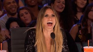 EXCLUSIVE: Watch a Chicken Wow &#39America&#39s Got Talent&#39 Judges and Host Tyra Banks With Its Piano S