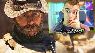 REACCIONANDO A LA CAMPAÑA de Call Of Duty: Modern Warfare - AlphaSniper97