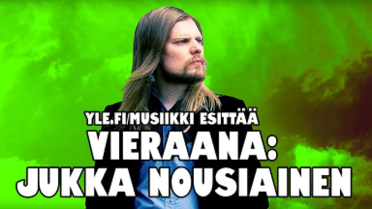 Vieraana: Jukka Nousiainen - YouTube