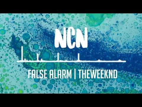 FALSE ALARM - THEWEEKND | No Copyright Nightcore