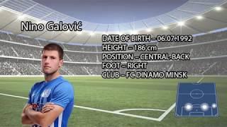 Nino Galovic Promo Video 2018