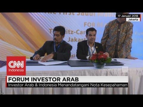 MOU Investor Arab - Indonesia