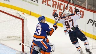McDavid downs the Islanders in OT & Henrik Sedin scores his first of the season | Plays of the Night