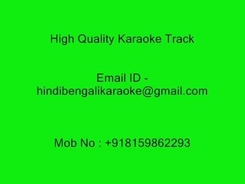 Ei Banglar Matite Mago - Karaoke - Nirmala Mishra
