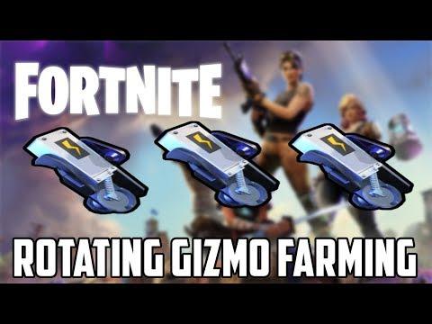 Rotating Gizmo Farming Tutorial | Fortnite Guide