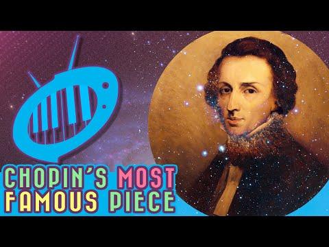 Nocturne op.9 no. 2: Chopin's Most Famous Piece