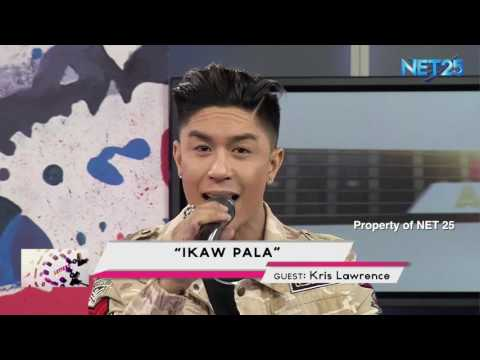 KRIS LAWRENCE - IKAW PALA (NET25 LETTERS AND MUSIC)