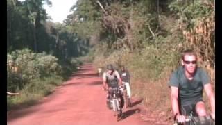 Voyage à vélo autour du Lac Victoria